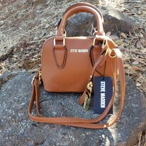Steve Madden Crossbody and Two-Handle Bag
